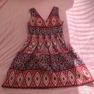 VINCE CAMUTO Fit & Flare Dress Size 8P NWOT